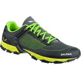 Salewa Lite Train K - Chaussures Homme - vert/noir